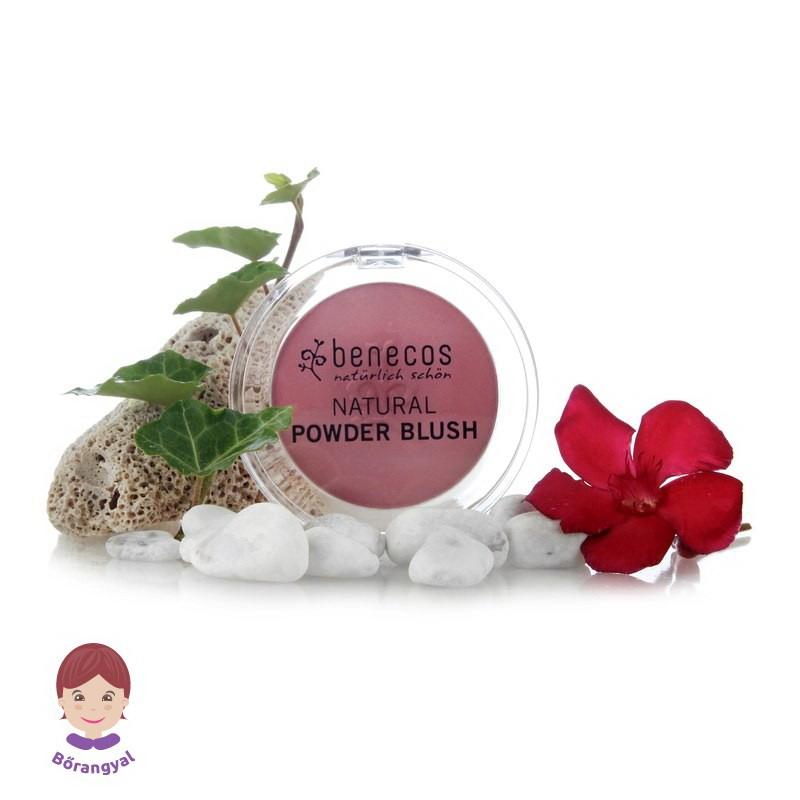 Benecos Natúr Arcpirosító Mallow Rose
